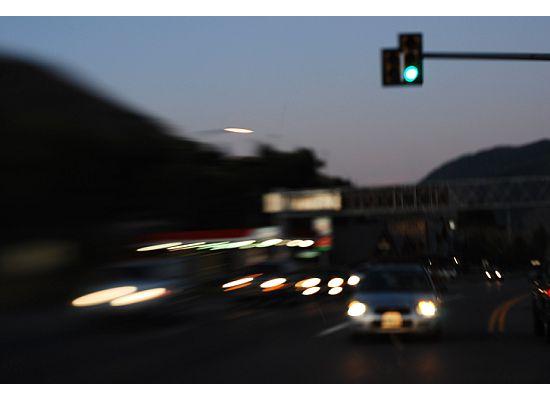 Jackson traffic